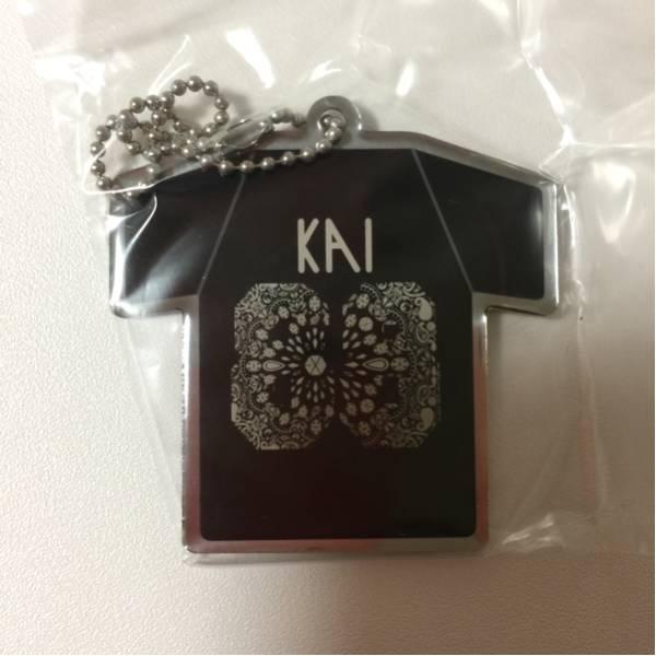 EXO KAI カイ ユニフォームチャームコレクション 未使用品 キーホルダー ガチャ カプセルなし