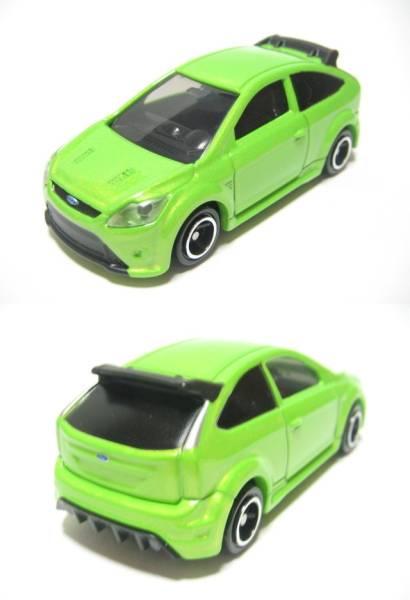 ト・トミカNo.50 フォードフォーカス RS500(初回特別カラー)★ざ堂★ト_画像2