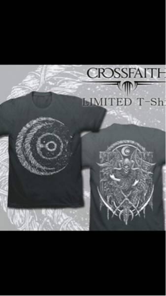 限定 crossfaith クロスフェイス tシャツ ピック