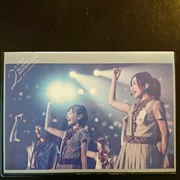 乃木坂46 2nd birthdaylive DVD