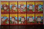 おさるのジョージ レンタル専用DVD 10巻 各4話 全40話