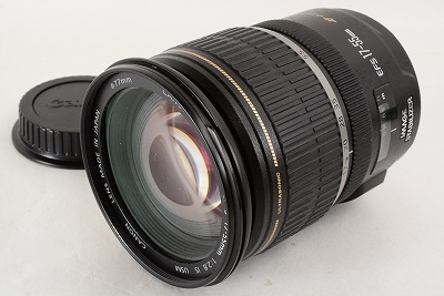 キヤノン Canon EF-S 17-55mm F2.8 IS USM ジャンク (3584)