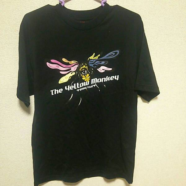 THE YELLOW MONKEY SPRING TOUR Tシャツ