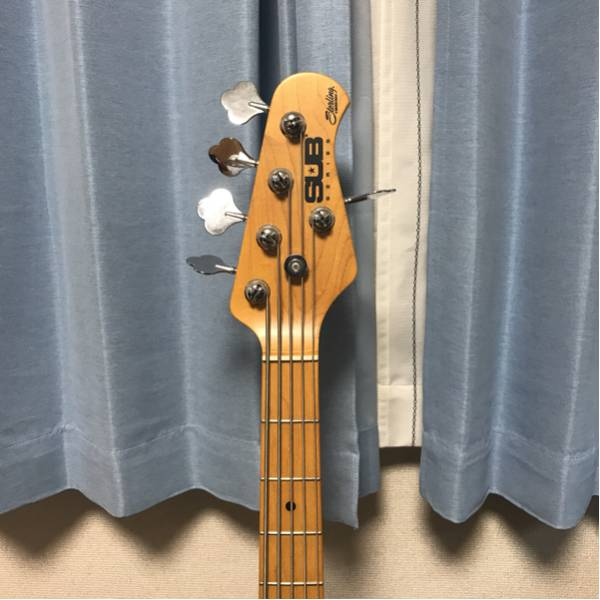 Music man Sterling Sub Ray5