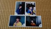 ■レア 山下智久 1998年夏 公認写真 4枚■