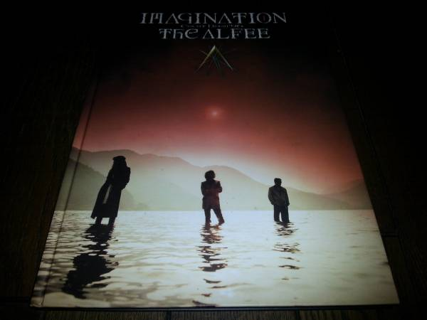 THE ALFEE パンフレット IMAGINATION COUNT DOWN '96