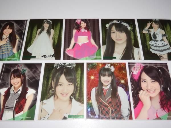 AKB48 トレカvol.2 『 中塚智実 9枚コンプ 』 ライブ・総選挙グッズの画像