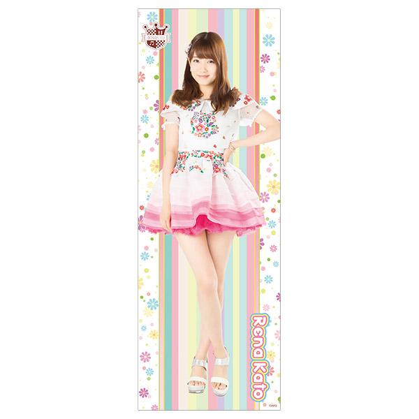 ☆ AKB48 加藤玲奈 4/15発売 ロングクリアポスター (全18種) ライブ・総選挙グッズの画像