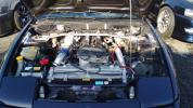 後期180SX 14エンジン中置きインタークーラー仕様