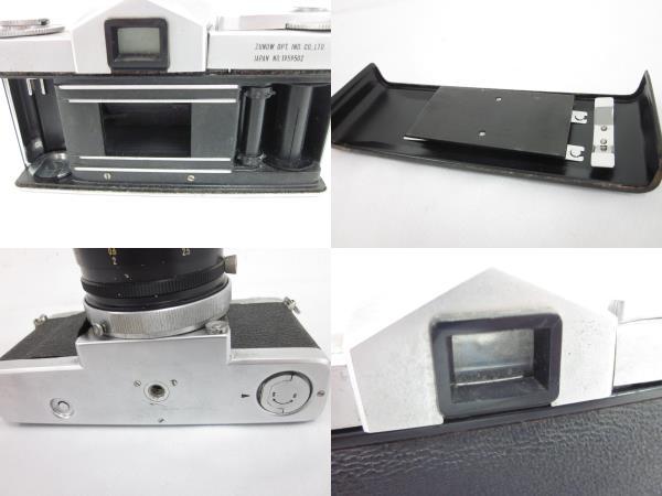 06/20-13 ZUNOW ズノー フィルムカメラ 1:1.8 f=5cm