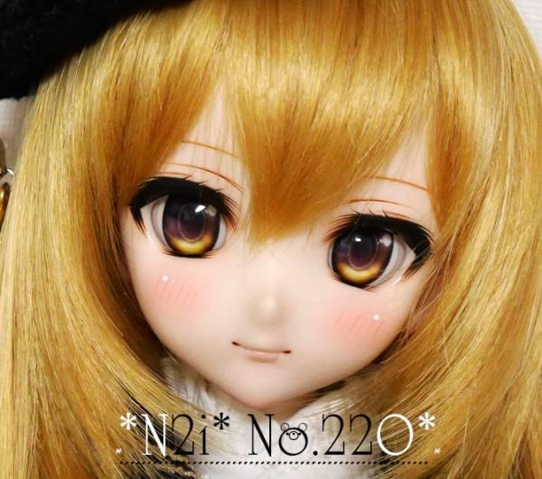 No.220 DD DDS DDdy MDD カスタムヘッド 10番 DDH-10 ボークス ドルフィードリーム_画像2