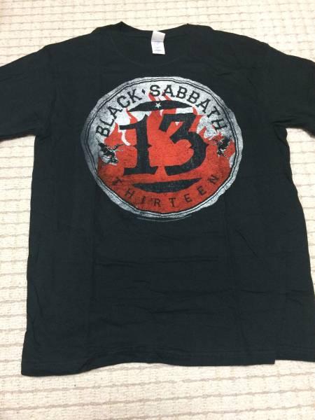 ★ブラック・サバス BLACK SABBATH-13/オフィシャルTシャツ/Lサイズ/新品