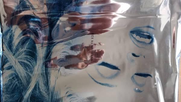 【SEX by MADONNA/マドンナ写真集(CD付き)】 同朋舎出版 ライブグッズの画像
