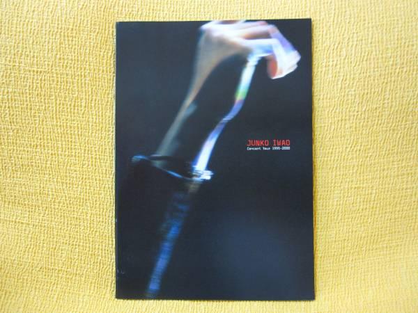 岩男潤子 Cosert Tour 1999-2000 パンフレット