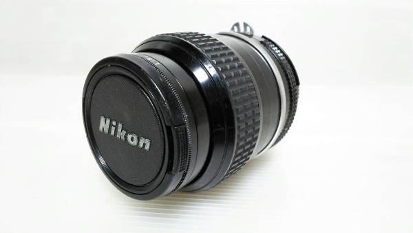 [7] Nikon ニコン 105mm 1:2.5 カメラ レンズ