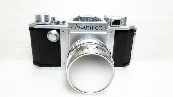 [11] Asahiflex アサヒフレックス カメラ アンティーク
