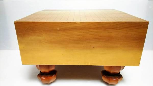 [128] 碁盤 囲碁 厚さ約17cm