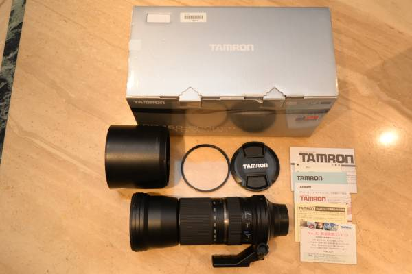 ★☆TAMRON タムロン SP 150-600mm F5-6.3 Di VC USD A011 Nikon ニコン☆★