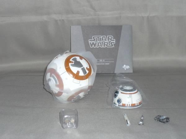 新品ホットトイズ BB-8 単品(レイ&BB-8) スターウォーズ SW EP7 フォースの覚醒 デイジー・リドリー グッズの画像