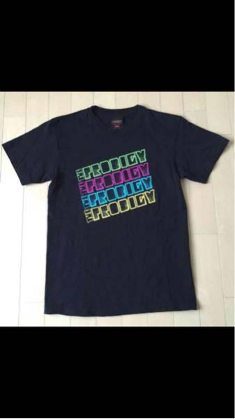 送料込みPRODIGY プロディジー Tシャツ 黒S ロック テクノ バンドTシャツ