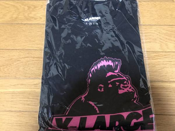 AIR JAM 2016×X-LARGE 会場限定Tシャツ 黒 M 新品