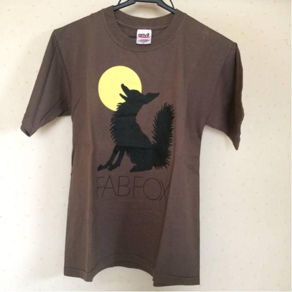 フジファブリック FABFOX ツアーTシャツ& 布バッグ ライブグッズの画像