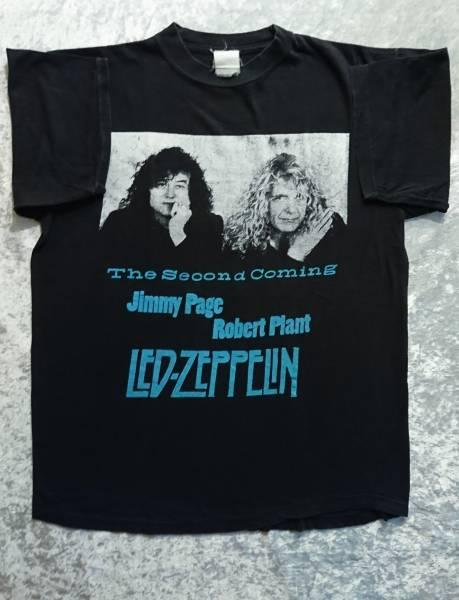 希少 LED ZEPPELIN 90s Tシャツ ジミーペイジ ロバートプラント ヴィンテージ バンド