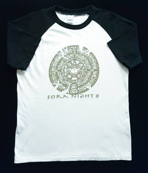 徳井青空 みらくる青空ナイト vol.8 限定 ラグランTシャツ XL そらまる ミルキィ 矢澤にこ