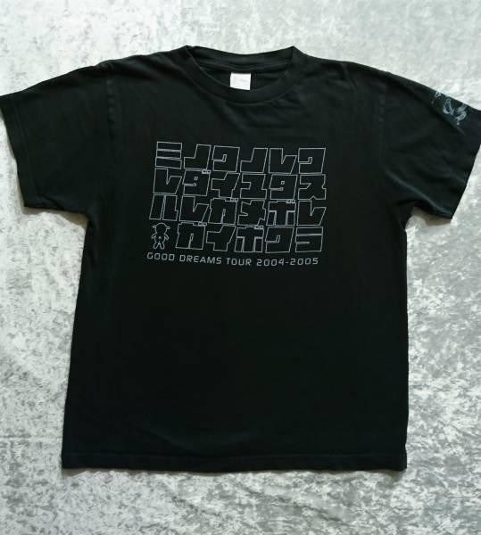 the pillows ピロウズ レア2004~05 TOUR Tシャツ M ブラック