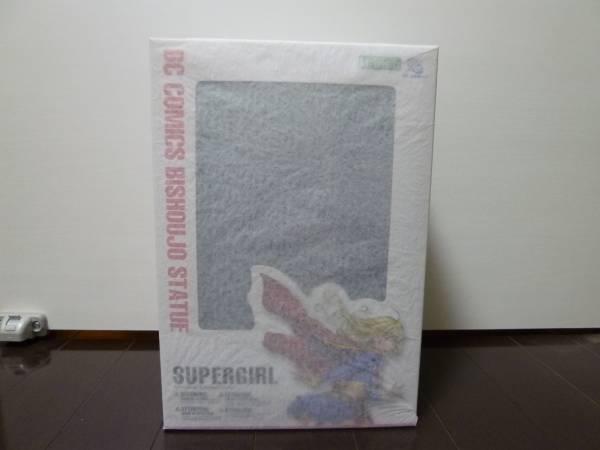 コトブキヤDC COMICS BISHOUJO 「DCコミック美少女 山下しゅんや」 【スーパーガール/SUPERGIRL】 未開封品 グッズの画像