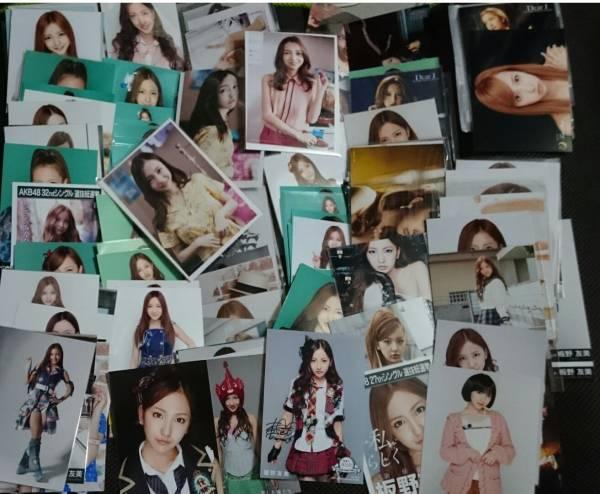 ☆全部板野友美だけ☆公式生写真250枚まとめ☆いいね特典写真も☆
