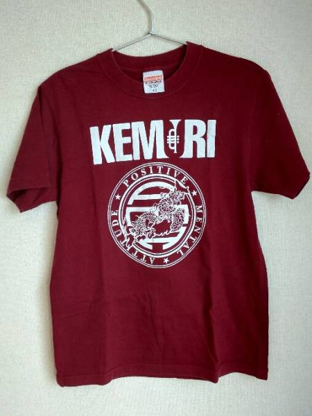 KEMURI ラストツアー Tシャツ / 貴重 90s レア Tシャツ ケムリ/brahman RIZE MAD CAPSULE MARKETS scafull king Hi-STANDARD kenyokoyama