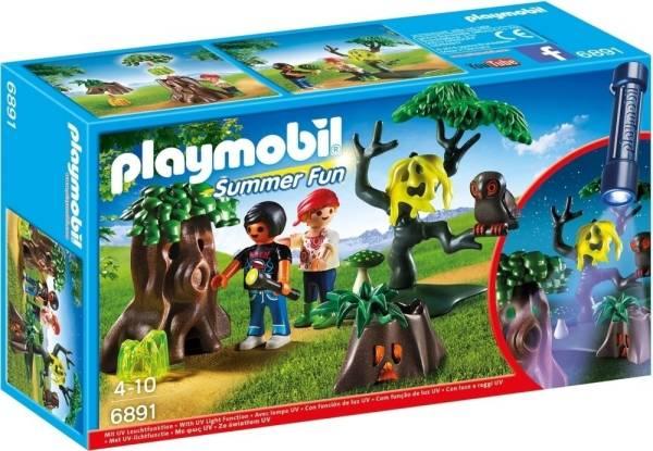 即決*プレイモービル 6891 夜の肝だめし Summer Fun 新品 playmobil
