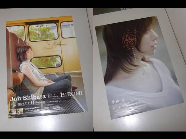 柴田淳 ポスター HIROMI 幻 2枚 B2サイズ