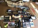 サバゲー引退セット、装備、武器セット M60 M3 スーパー