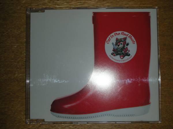 貴重! 生田斗真 歌唱CD 劇団新感線『Cat in the Red Boots』