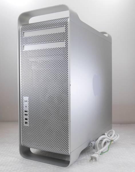 Apple A1186 MacPro Xeon2.8GHz×2/メモリ 16GB/HDD 2TB/MacOS10.5.6/Early2008