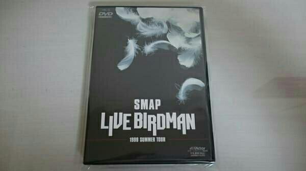 美品 SMAP BIRDMAN LIVE DVD スマップ CONCERT コンサートグッズの画像