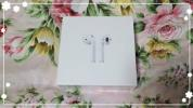 ☆新品・未開封☆ Apple アップル AirPods エアポッド MMEF2J/A 送料無料 ②