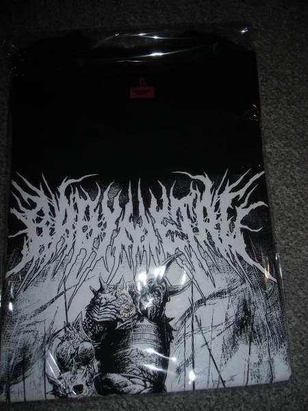 BABYMETAL「DEATH WARRIOR METAL MASTER ver. 1」TEE(XL)Tシャツ ライブグッズの画像