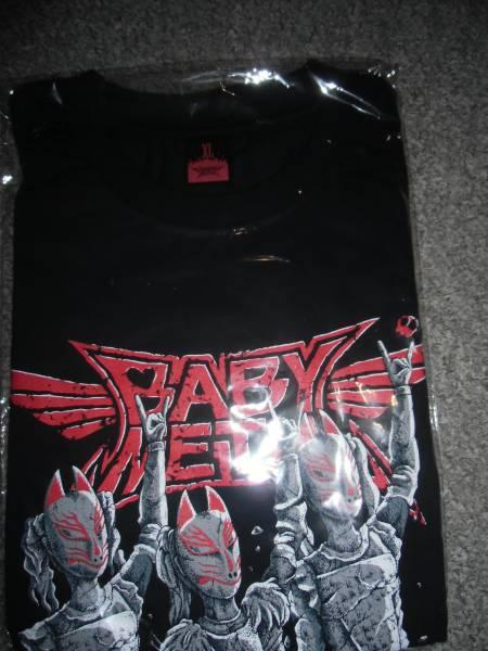 BABYMETAL「METAL RESISTANCE」TEE(XL)Tシャツ ライブグッズの画像