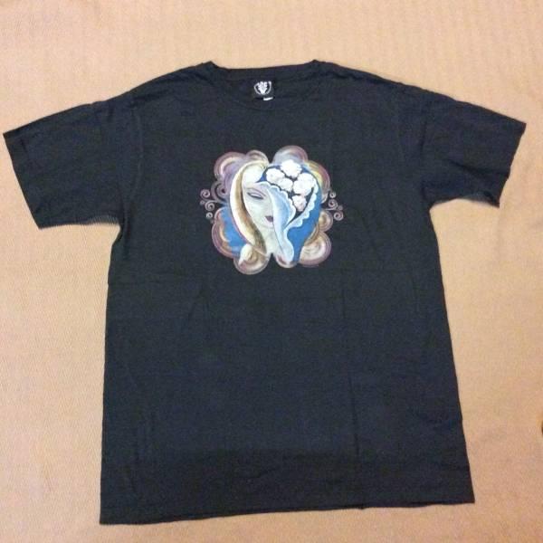 エリッククラプトン 2009 ジャパンツアー Tシャツ★Mサイズ★未使用品★新品 ライブグッズの画像