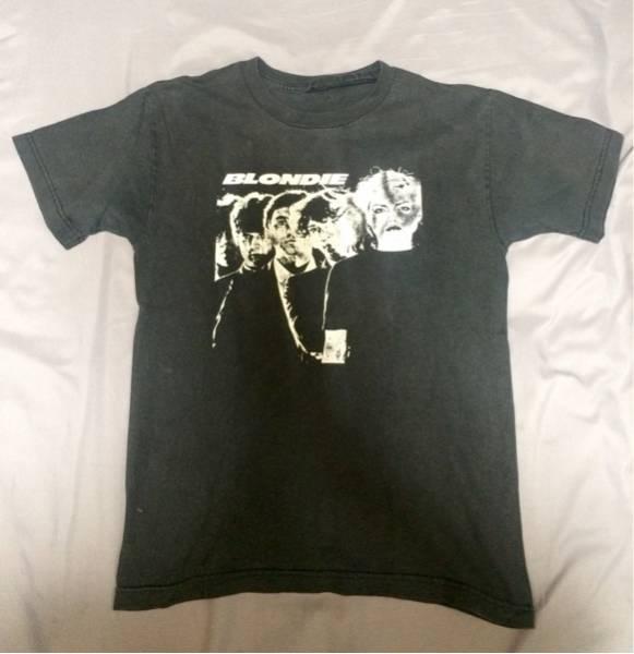 レア vintage BLONDIE ブート Tシャツ