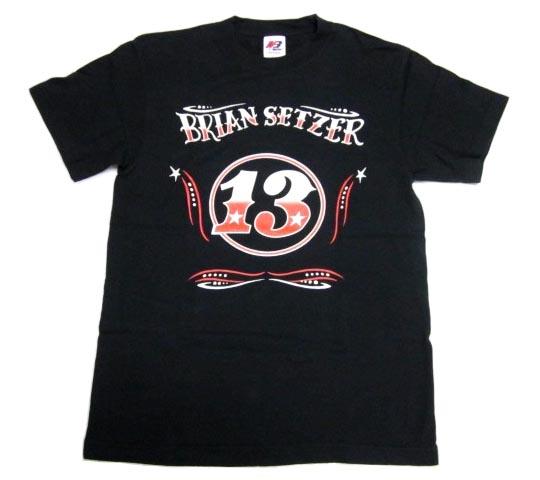 即決 ★ Sサイズ ★ BRIAN SETZER ブライアン セッツァー ツアー Tシャツ 2006 Stray Cats ストレイキャッツ ネオロカビリー