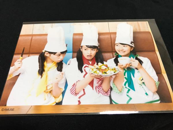 さくら学院 ミニパティ 写真 タワレコカフェ 梅田 ライブグッズの画像