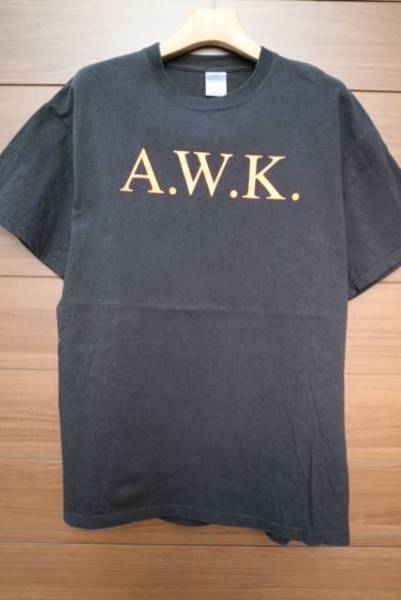 00S ANDREW W.K. バンドTシャツ ロック KISS FOO FIGHTERS