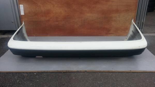 AE86 レビン トレノ リアバンパー