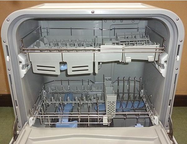 ★パナソニック 食器洗い乾燥機 【NP-YTM6】 美品 13年製 横浜★_画像2