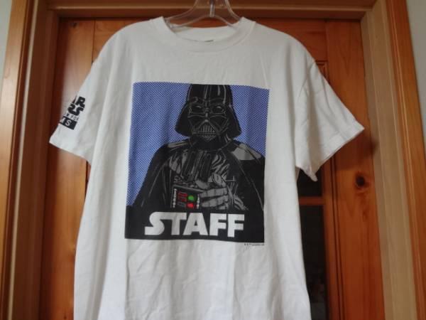非売品 ビームス × フジロック × スターウォーズ スタッフ Tシャツ BEAMS × ROCK FESTIVAL × STAR WARS STAFF Tシャツ