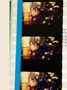 劇場版ソードアートオンラインオーディナルスケール 5週目特典 フィルム エイジ アップ グッズの画像